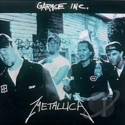 Metallica - Garage, Inc. CD Cover Art