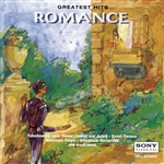 Age Of Romance Greatest Hits - Greatest Hits: Romance CD Cover Art