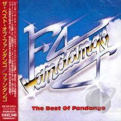Fandango - Best of Fandango CD Cover Art