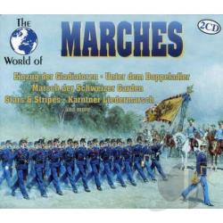 World of Marches CD Cover Art