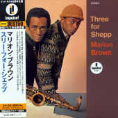 Brown, Marion - Three For Sheep CD Cover Art