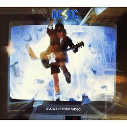 AC/DC - Blow Up Your Video CD Cover Art