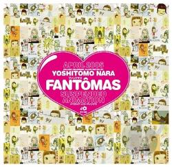 Fantomas - Suspended Animation CD Cover Art