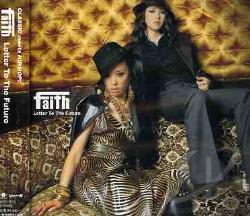 Faith - Letter To The Future CD Cover Art
