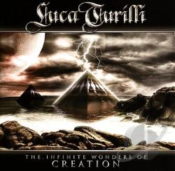 Turilli, Luca - Infinite Wonders Of Creation CD Cover Art