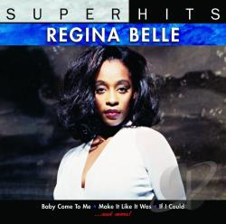 Belle, Regina - Super Hits CD Cover Art
