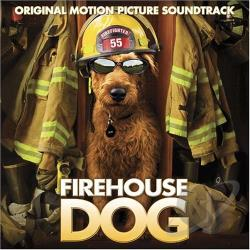Firehouse Dog CD Cover Art