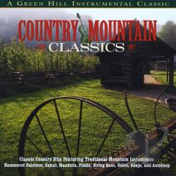 Craig Duncan and the Smoky Mountain Band - Country Mountain Classics CD Cover Art