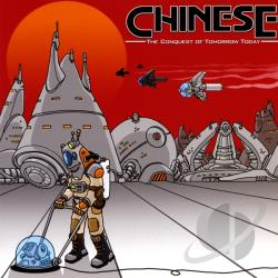 Chinese - Conquest Of Tomorrow Today CD Cover Art