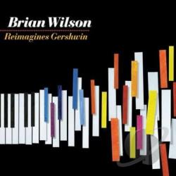 Wilson, Brian - Reimagines Gershwin CD Cover Art