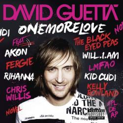 Guetta, David - One More Love CD Cover Art