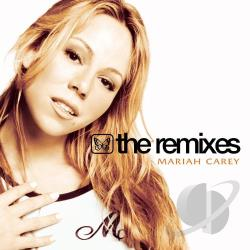 Carey, Mariah - Remixes CD Cover Art