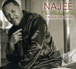 Najee - Morning After: A Musical Love Journey CD Cover Art