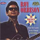Orbison, Roy - 20 Golden Hits CD Cover Art