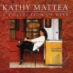 Mattea, Kathy - Collection of Hits CD Cover Art