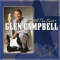 Campbell, Glen - All The Best CD Cover Art