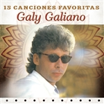 Galiano, Galy - 15 Canciones Favoritas CD Cover Art