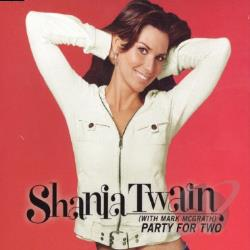 Twain, Shania - Party For Two Pt.1 DS Cover Art