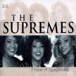 Supremes - I Hear a Symphony CD Cover Art