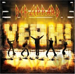 Def Leppard - Yeah! CD Cover Art