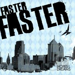Faster Faster - Hopes and Dreams CD Cover Art
