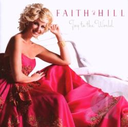 Hill, Faith - Joy to the World CD Cover Art