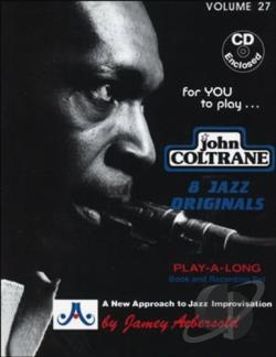 John Coltrane 1 CD Cover Art