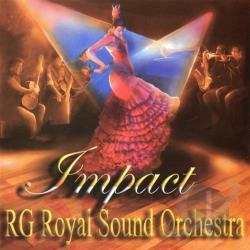RG Royal Sound Orchestra - Impact CD Cover Art