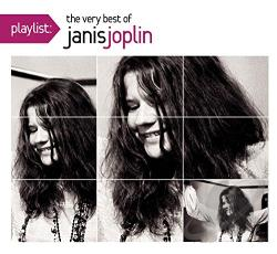 Joplin, Janis - Playlist: The Very Best of Janis Joplin CD Cover Art