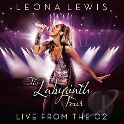Lewis, Leona - Labyrinth Tour: Live at the O2 CD Cover Art
