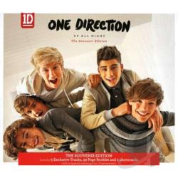 One Direction - Up All Night CD Cover Art