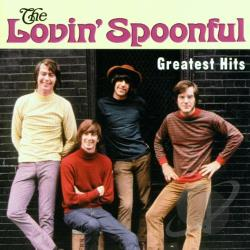 Lovin' Spoonful - Greatest Hits CD Cover Art