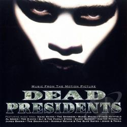 Dead Presidents CD Cover Art