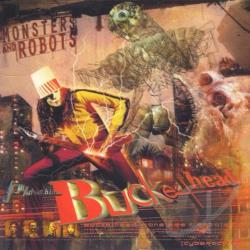 Buckethead - Monsters & Robots CD Cover Art