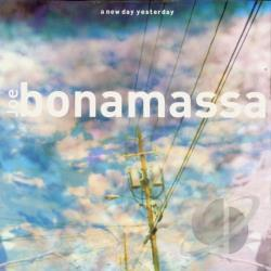 Bonamassa, Joe - A New Day Yesterday CD Cover Art