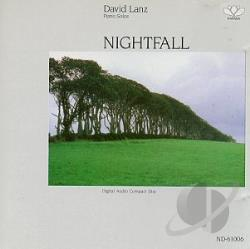 Lanz, David - Nightfall CD Cover Art
