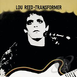 Reed, Lou - Transformer CD Cover Art