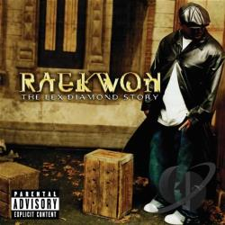Raekwon - Lex Diamond Story CD Cover Art