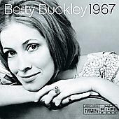 Buckley, Betty - 1967 CD Cover Art