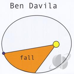 Davila, Ben - Fall CD Cover Art