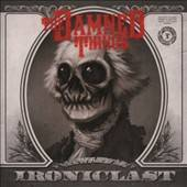 Damned Things - Ironiclast CD Cover Art