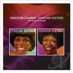 Duncan Sisters - Disco Recharge: The Duncan Sisters CD Cover Art