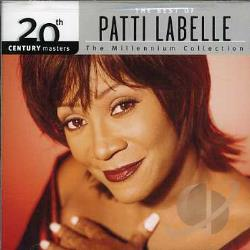 LaBelle, Patti - 20th Century Masters - The Millennium Collection: The Best of Patti LaBelle CD Cover Art