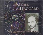 Haggard, Merle - What a Friend We Have in Jesus CD Cover Art