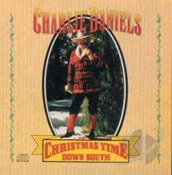 Charlie Daniels Band - Christmas Time Down South CD Cover Art