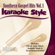 Karaoke - Karaoke Style: Southern Gospel Hits, Vol. 1 CD Cover Art