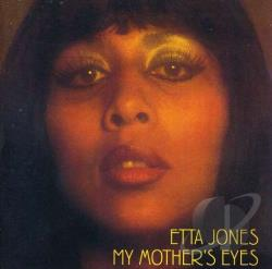 Jones, Etta - My Mother's Eyes CD Cover Art