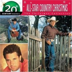 20th Century Masters - The Christmas Collection: All-Star Country CD Cover Art