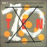 Gramavision 10th Anniversary Sampler CD Cover Art