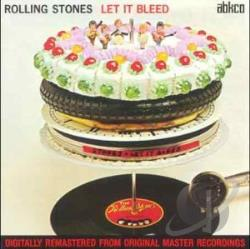 Rolling Stones - Let It Bleed CD Cover Art